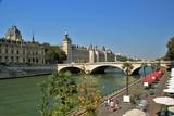 La Conciergerie à Paris.