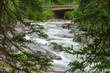 Maligne Canyon, Jasper National Park, Canada