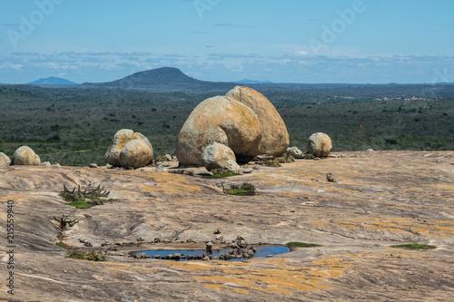 Lajedo de Pai Mateus, Cabaceiras, Paraíba, Brasil