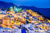 Oia, Santorini, Greece - 215603956