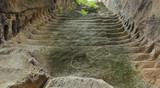 Yontma Tarihi Taş Merdiven