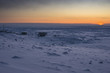 First Sunrise of the Year in Grise Fiord