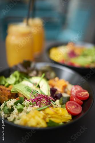 Foto Murales Fitness Food