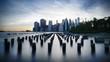 New York Waterfront afernoon