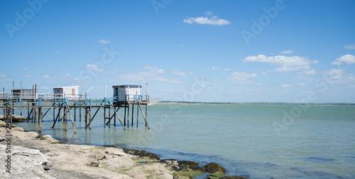 Littoral Meschers sur Gironde Charente Maritime France © jujud3100