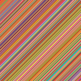 Retro style colorful diagonal striped lines background. - 215888705