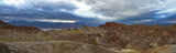 Wüstenpanorama im Death Valley