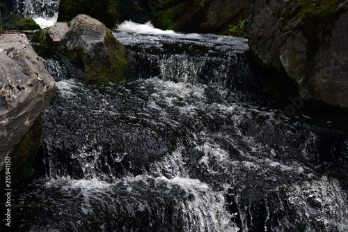 Running water background - 215941150