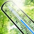 Leinwandbild Motiv Thermometer 93