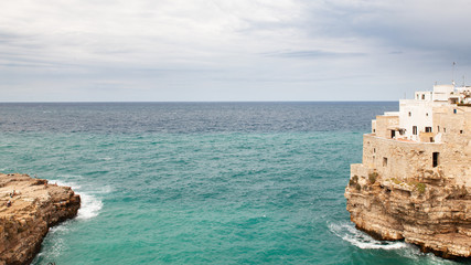 Polignano a mare © Julien