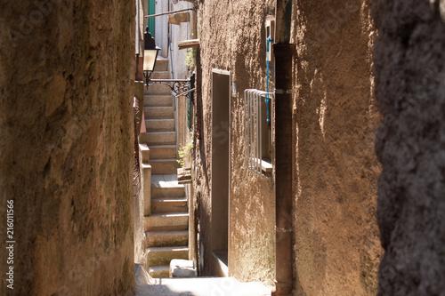 Aluminium Smalle straatjes Giglio Castello