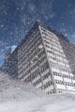 Fototapeta New York - Odbicie © szewczykus