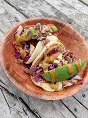 Rainbow Tacos