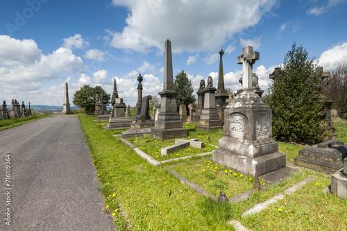 undercliffe cemetery, bradford