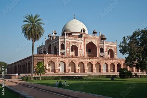 Foto Murales Humayun's Thomb, Mausoleum, Delhi