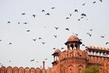 Rotes Fort, Red Fort, Delhi