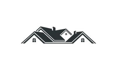 realty home vector design