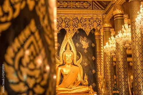 Plexiglas Thailand Buddhachinaraj