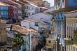 Quadro Colorful buildings