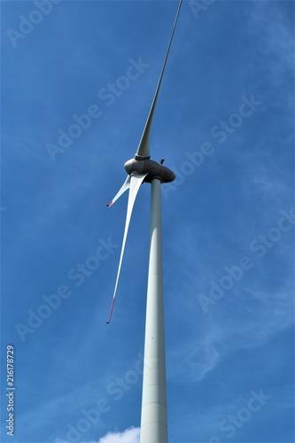 Windkraftanlage/ Windrad