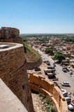 Jaisalmer view from fortress