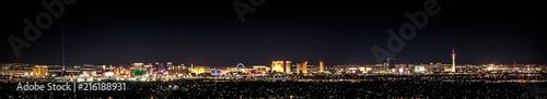 Foto Spatwand Las Vegas Vegas In Color