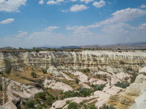 Aluminium Blauwe jeans Cappadocia landscape
