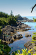 Vancouver Island Canada Beautiful Rocks and Water