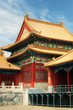 Detail of architecture ,of the forbidden city in Beijing,China