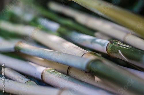 Aluminium Bamboe Bambus