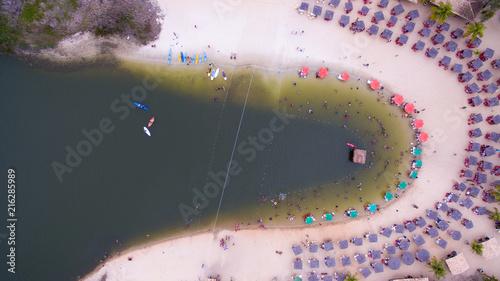 Lagoa de Pitangui, Natal, Rio Grande do Norte, Brazil