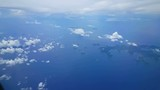 Palawan island seen from above out of plane, Philipinnes - 216298937