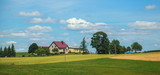Lithuanian village dwelling house