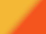 Dual Tone Halftone Diagonal Background - 216320393