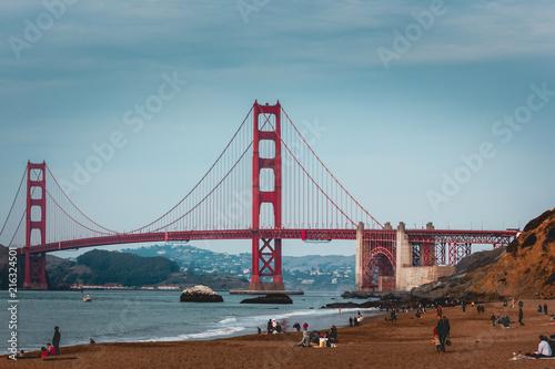 Canvas San Francisco Sunset in San Francisco