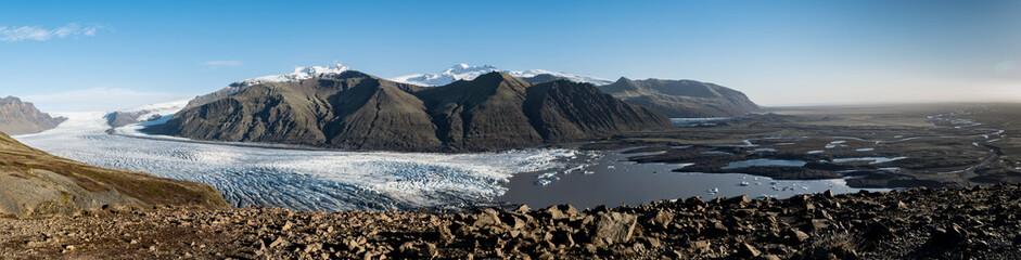 Iceland: Calfing Glacier © John
