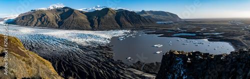 Iceland: Calfing glacier - 216329562