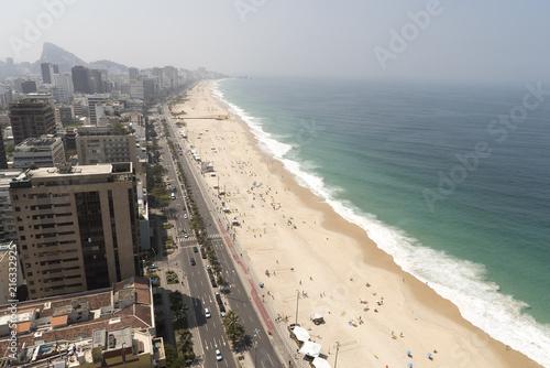 Canvas Rio de Janeiro At the Beach 5