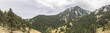 Panoramic View of the Rocky Mountains - 216346321