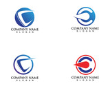 C logo and symbols vector template - 216373162