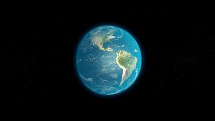 Planète Terre © Fox