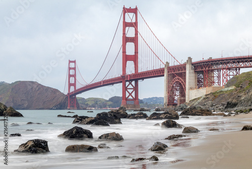 Foto Murales Golden Gate Bridge