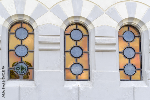 Foto Murales new Church window