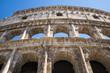 Quadro Walls of the Colosseum, Rome Italy