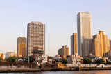 Landscapes view of cityscape sumida river viewpoint in tokyo - 216506990