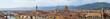 Quadro Florence Italy Panorama