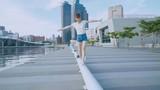 Asian girl having fun in the park - 216558326