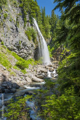 Narada Fall Mt. Rainier