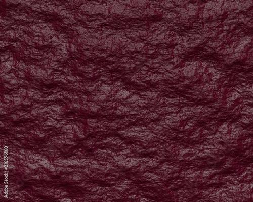 Fotobehang Bruin Relief surface. Stone or metal texture. 3d rendering