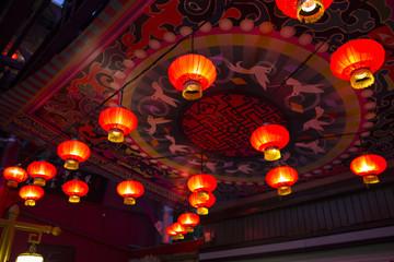 Chinatown in Copenhagen Denmark